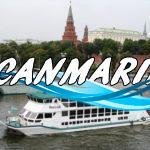 """Российские речные суда - Тип """"Волгонефть"""""""